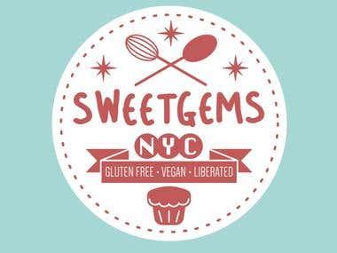 Sweet Gems Logo