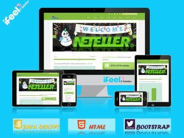 Neteller Advertisement