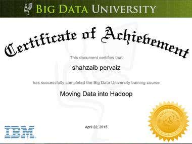 Moving Data into Hadoop