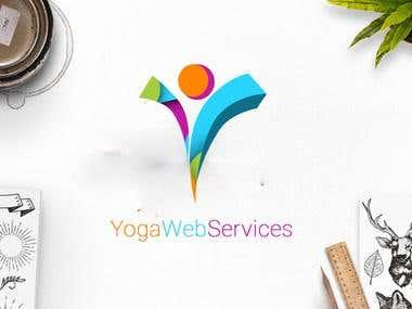 Yoga Web Services Logo