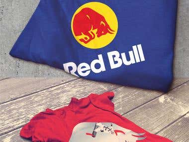 Red Bull Promotional Items