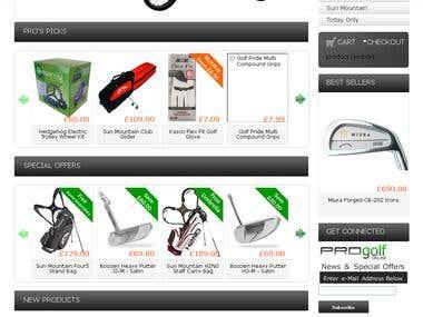 Pro Golf Online