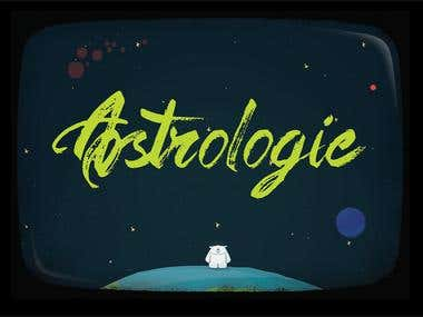Kids Application for Learning Astrology