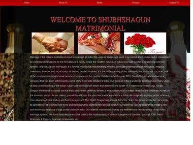 http://www.shubhshagunmatrimonial.com/