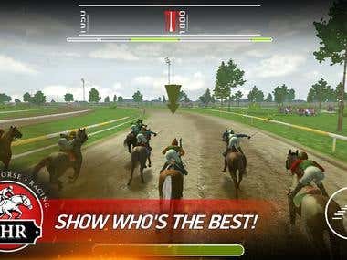 Royal Horse Racing (3D game)