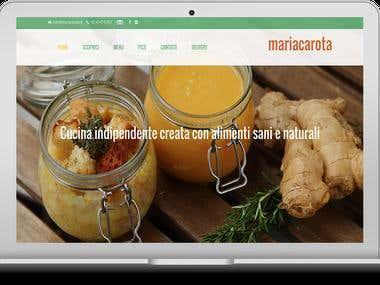 Mariacarota zupperia Milano