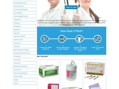 Dental Supply Products