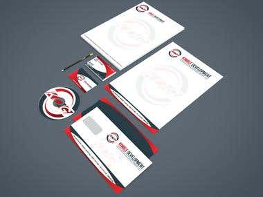 Stationery Design for new  (LLC)