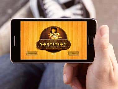 Sortition mobile Game
