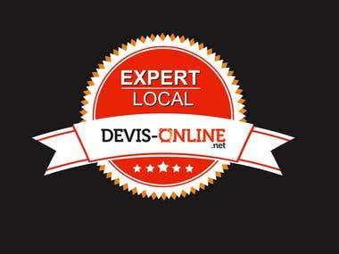 Badge Davis-Online