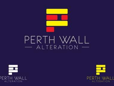 Perth Wall Logo Design