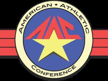 Basketball Conference Logo