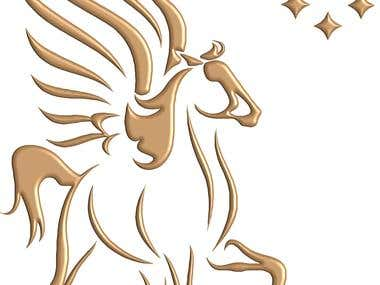 Logo for PegasusICS