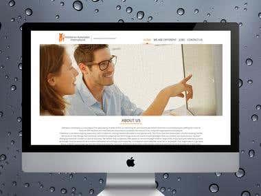 Web Development for Recruitment Agency
