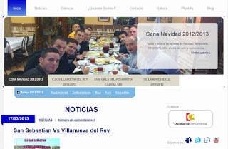 Club deportivo Villanueva del Rey