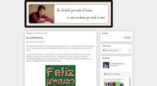 Blog personal La campana ya ha sonado