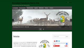 Sociedad Cazadores Sierra Alta