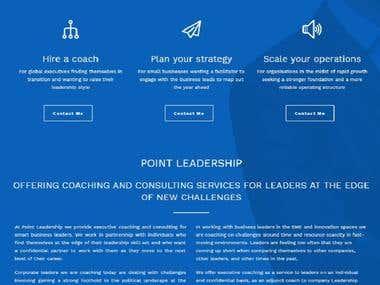 BIo Website