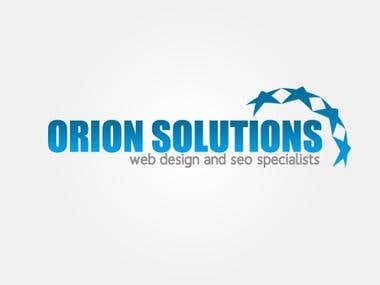 Logo for Orion Solutions