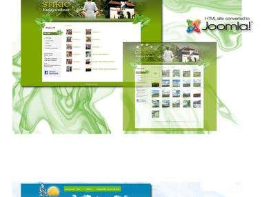 Joomla conversion sets