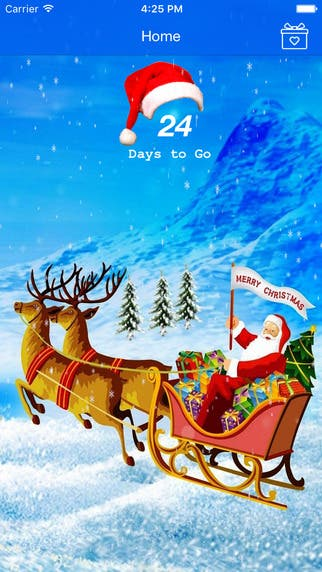 Christmas Countdown & Greetings
