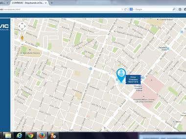 Geolocation App