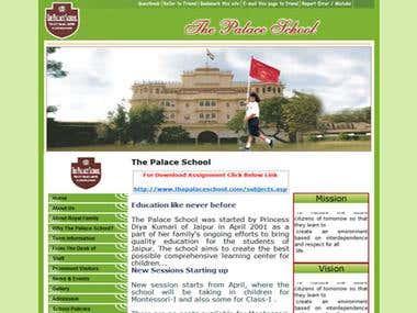 palaceschool