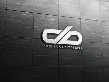 DXD investment company logo icon