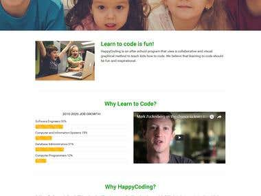 Child Learning Site