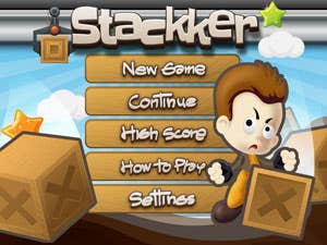 Stacker - iOS Game