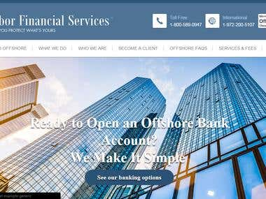 Offshore Website