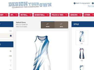 Design your own Teamwear