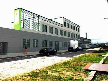 facade re-design