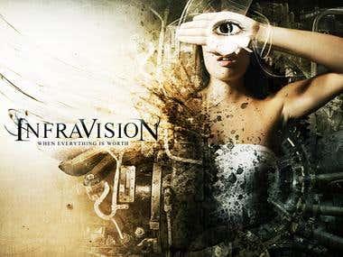 Artwork Design CD Cover