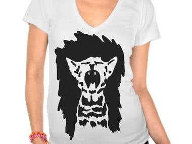 T-Shirt Design Artwork