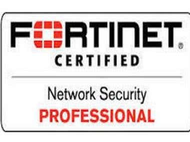 Fortinet Certified Network Professional
