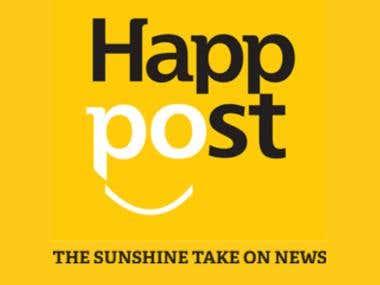 Happ Post