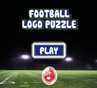 FOOTBALL LOGO PUZZLE