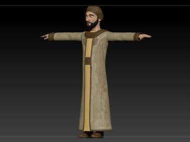 arabic character
