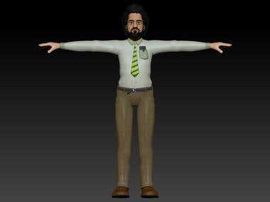 Employee character
