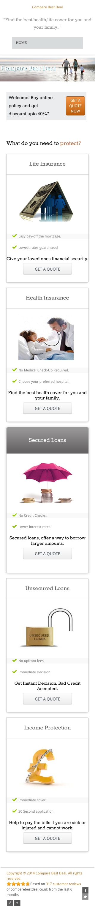 LOan Site Mobile Version