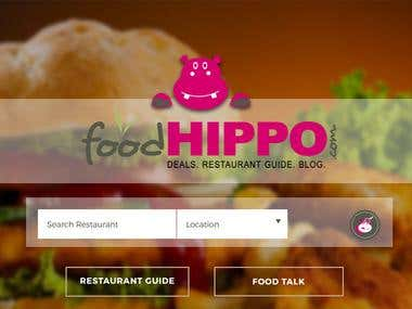 Food Hippo restaurant directory