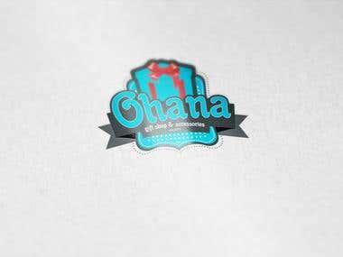 Ohana Gift Shop Logo