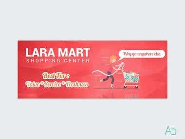 Lara Mart - Logo