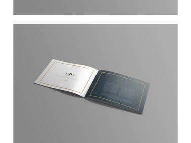 Mas-Residencia Brochure Design