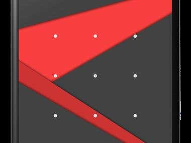 PatternLock ( Android App )