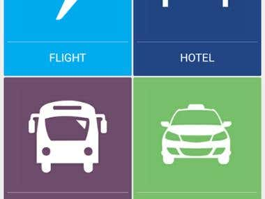 Whoosh  - Travel Redefined (Android App)