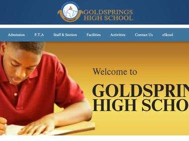 GoldSpring HighSchool and Montessori
