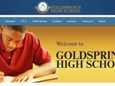 GoldSpring HighSchool and Montessori