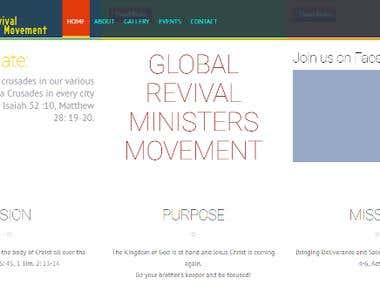 Global Revival Ministers Movement